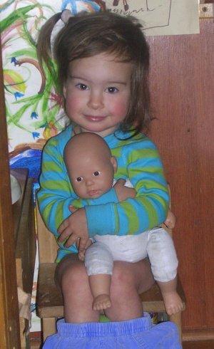 elimination communication: infant potty training