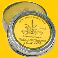 Papa's Picks: Natural Wound Care With Honey House Propolis Salve