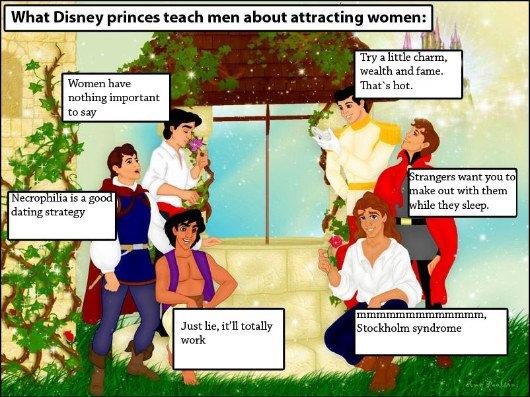Disney Prince Lessons