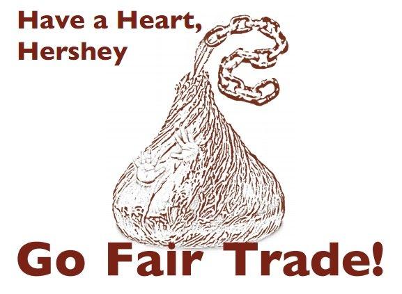 Hershey's Chocolate Child Labor