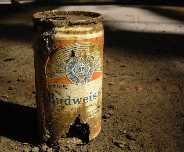 Budweiser Environmental Fail