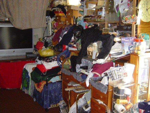 Feng Shui Home Clutter