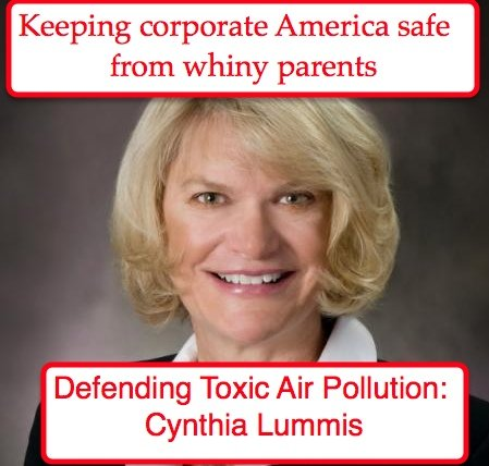 Cynthia Lummis loves toxic air pollution
