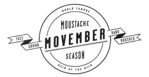 Welcome to Moustache Season: #Movember and Men's Health