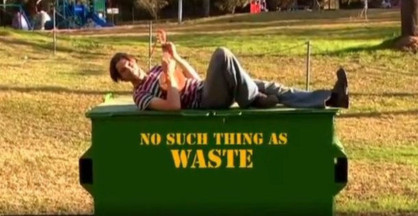 no such thing as waste