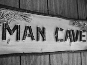 How to Make a Wife (or Family) Friendly Man Cave