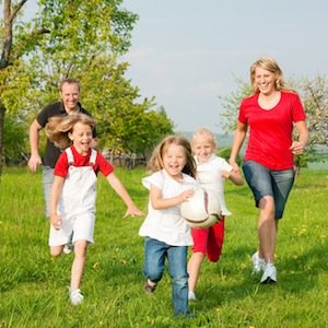 Tips for Getting Your Kids into a More Active Lifestyle