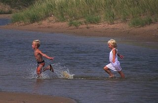 Teaching Your Children to Live Naturally