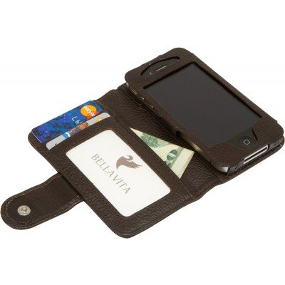 iPhone 4S Wallet Bella Vita