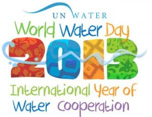 Celebrating World Water Day by reducing water use in the U.S.