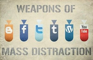 weapons of distraction