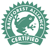 Shop the Frog - Rainforest Alliance Certified