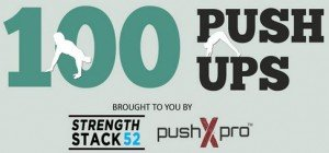 100 push-up variations will ensure you'll never get bored with them
