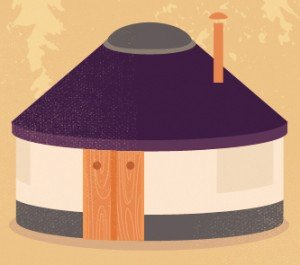 Yurt Life: Downsized Living for the Modern Age