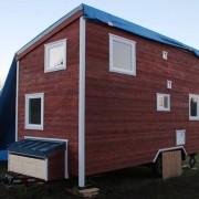 Vancouver Island Tiny House Build Ride-Along