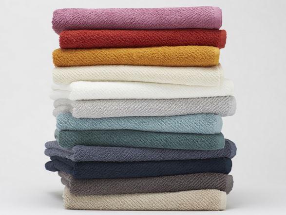 fair trade organic towels Coyuchi