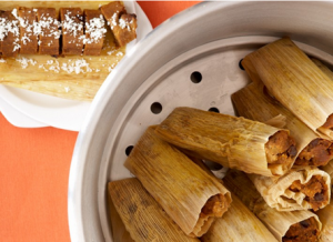 pumpkin pie tamale recipe
