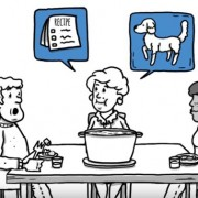 The Psychology of Eating Meat, or, Why You Don't Serve Golden Retriever for Dinner