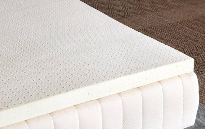 100% Natural Latex Mattress Topper Review
