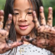 Getting Dirty Can Help Your Kids Be Healthier