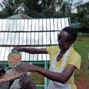 Building the direct solar economy: GoSol's solar concentrator