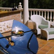 SolSource Solar Cooker is a fuel-free food prep device