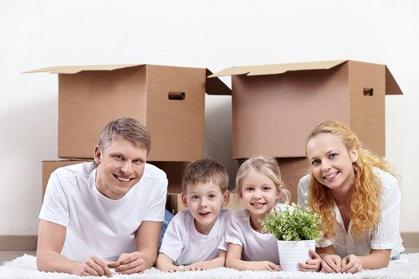 Moving with Kids: Tips for Reducing the Stress
