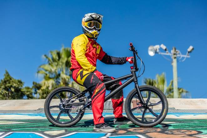 This electric BMX bike is a steal at $600
