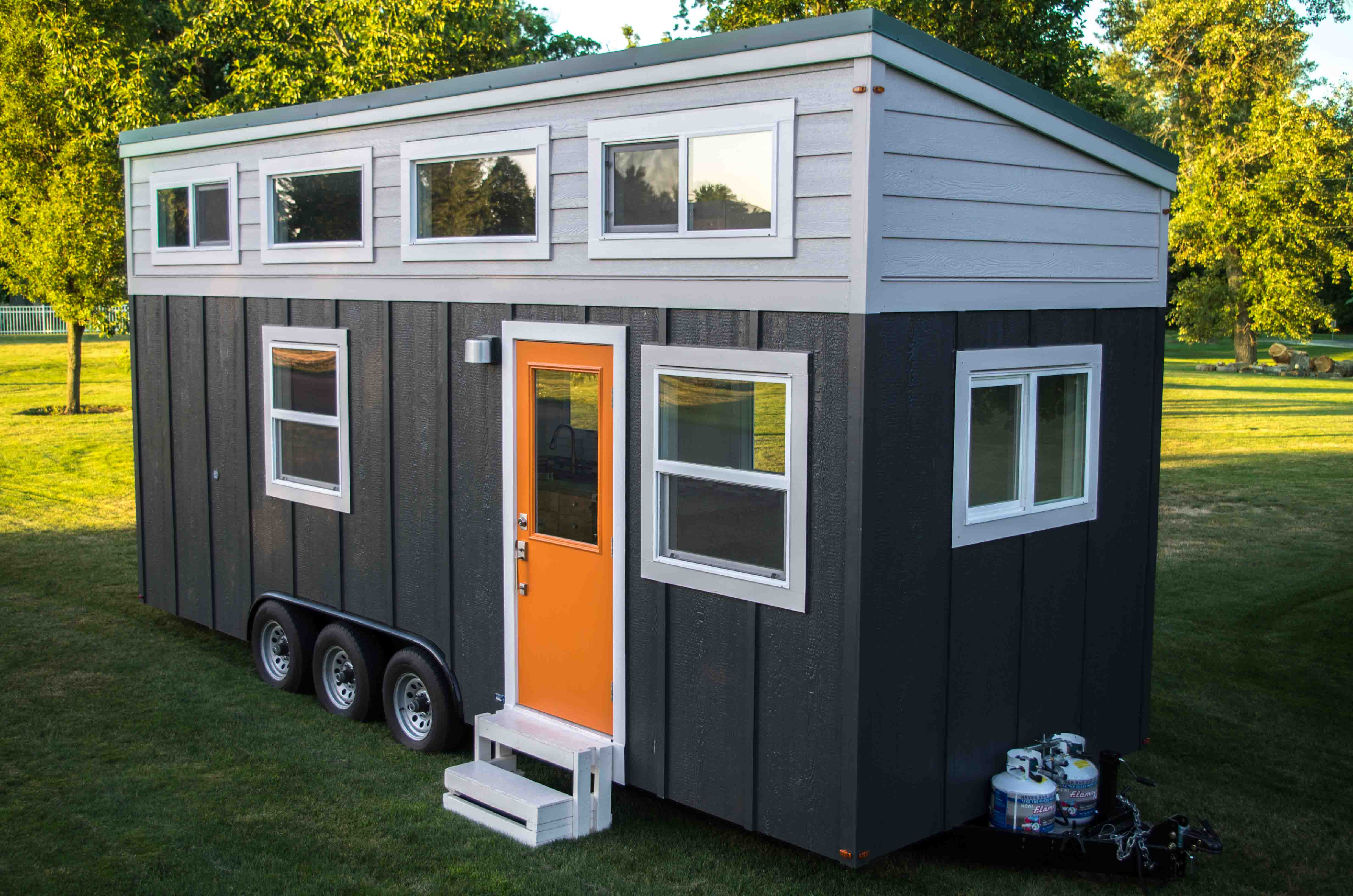 Strange Small House Design Seattle Tiny Homes Offers Complete Tiny House Largest Home Design Picture Inspirations Pitcheantrous