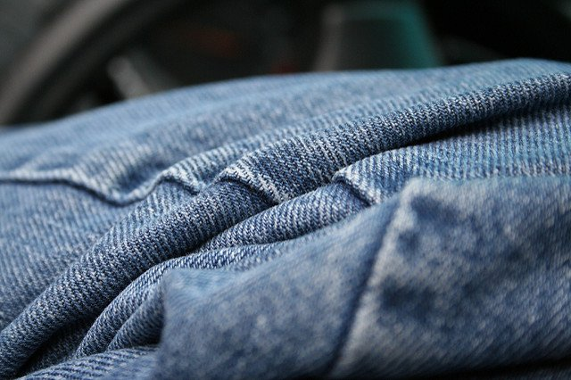 natural fibers denim