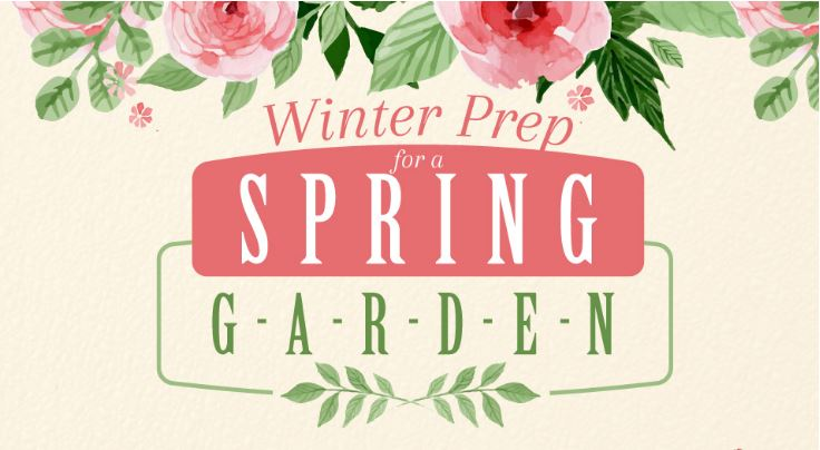 Preparation pays off for spring gardening