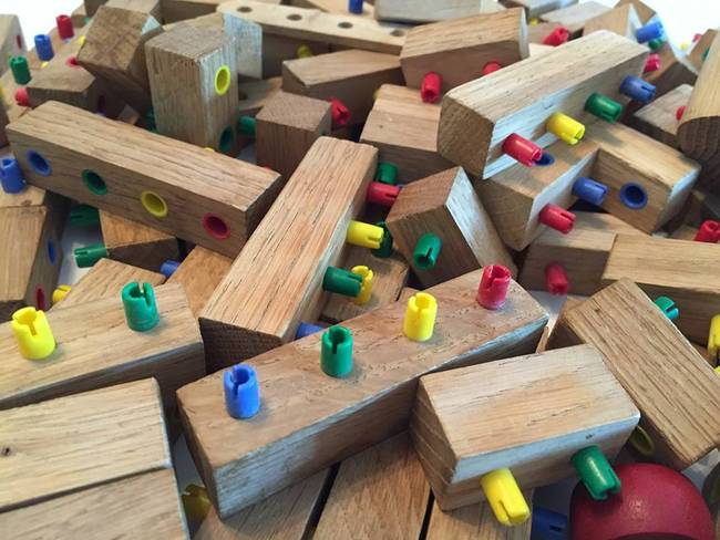 Ollies Wooden Blocks: A Superb New Addition to the Building Blocks & Construction Toy Category