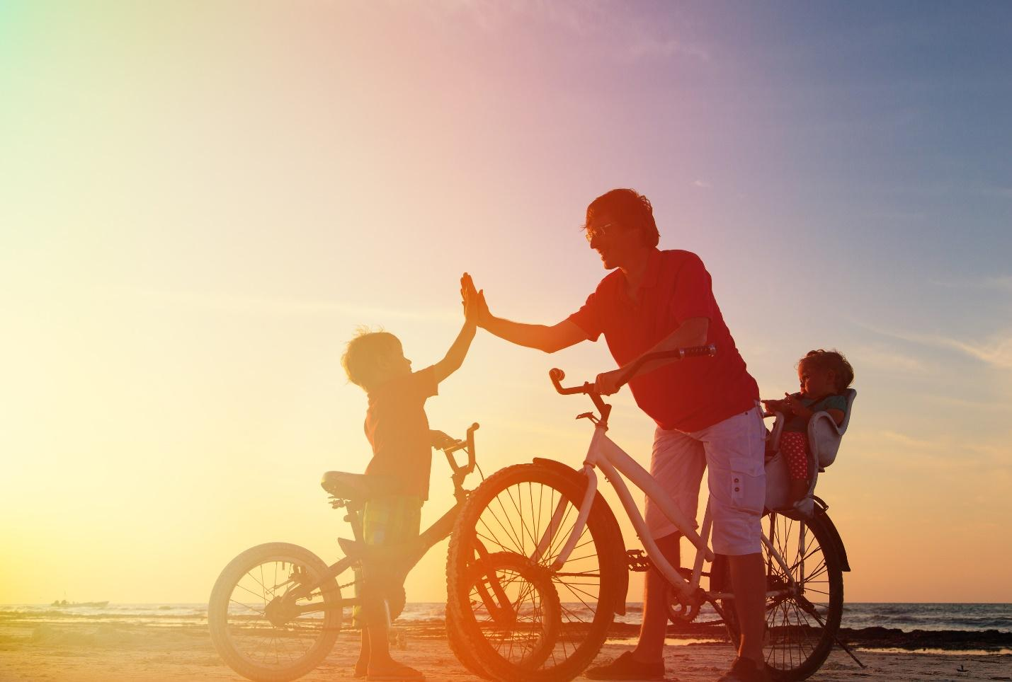 Teach Your Kid to Ride a Bike: Tips and Advice