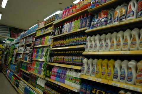 The Worrying Dangers of Household Cleaning Products