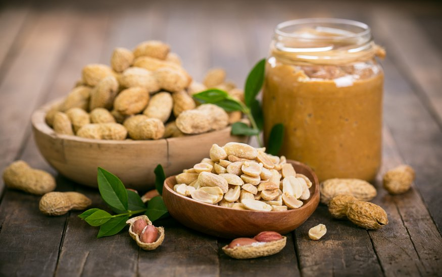 peanuts, peanut allergies