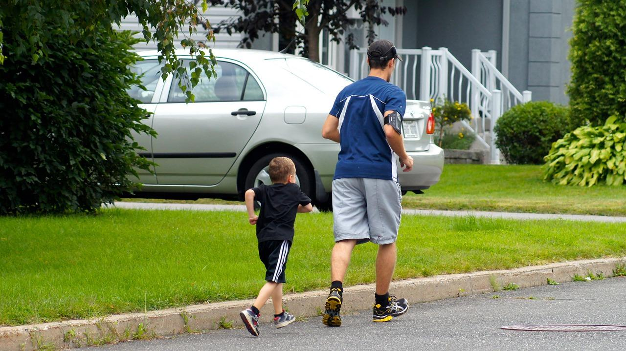 5 Tips to Stay in Great Shape While Being a Father