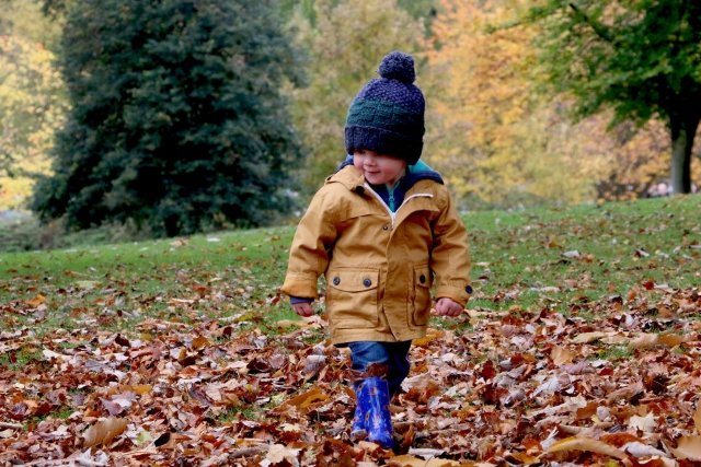 Why Being Outdoors is Neurologically Better for Children