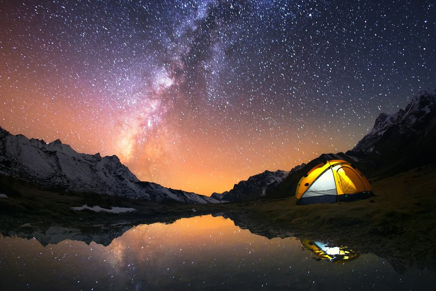 3 Smart Tips For Working Remotely While Camping