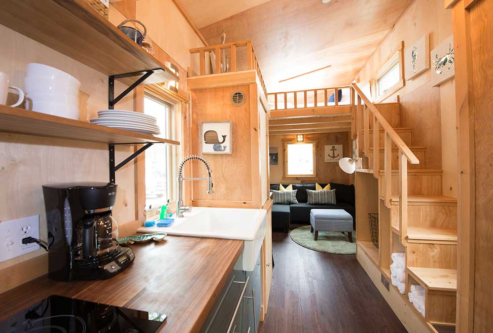 Coming Clean: How to Do Laundry in Your Tiny House