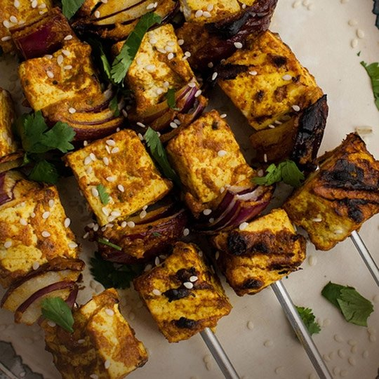 grilled tofu recipe