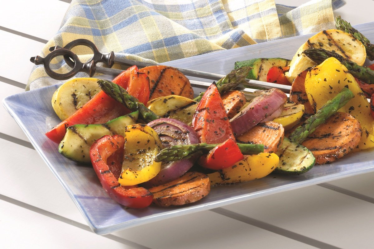 Great grilled veggies recipes for a healthy life