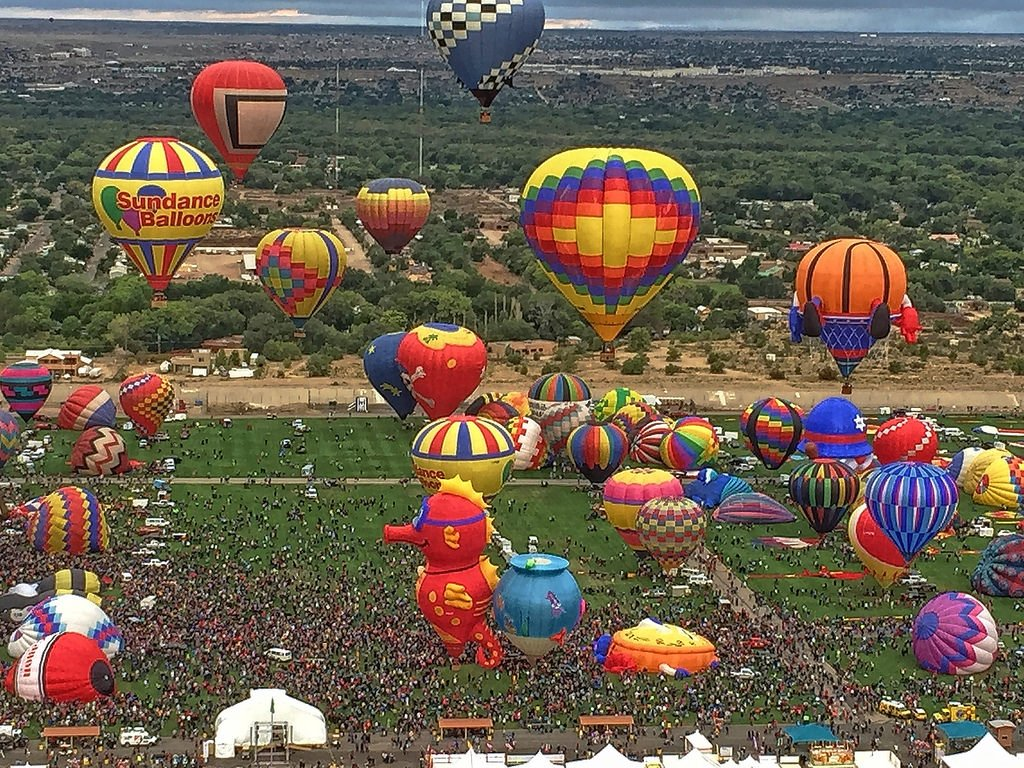 5 Reasons to Visit the Balloon Fiesta in ABQ