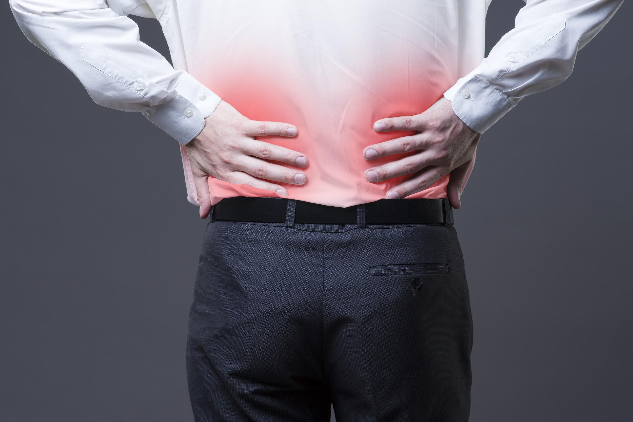 Back Pain in Your 40s: When Should You Worry?