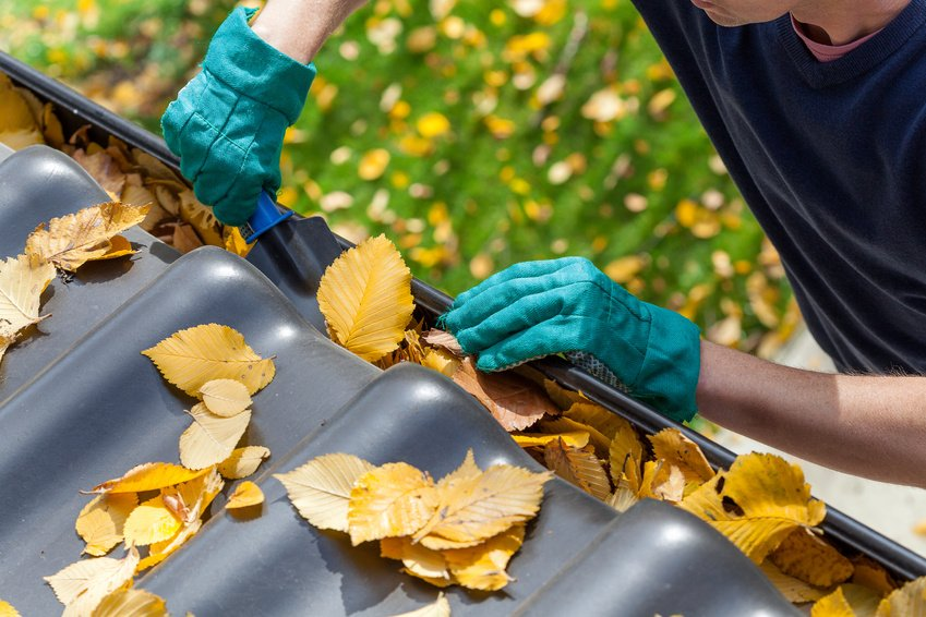 Don't Leaf It To Nature: How To Keep Your Gutters Leaf-Free This Fall