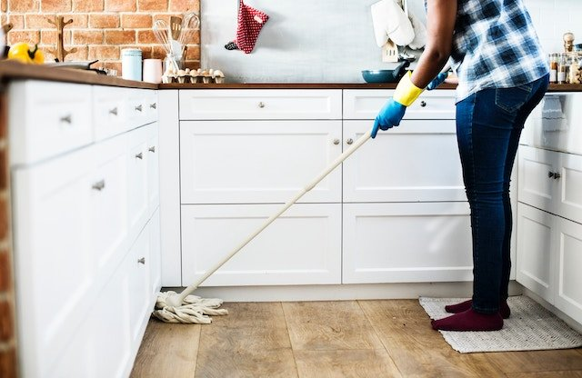 DIY Home Cleaning Supplies