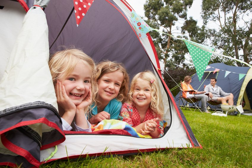 4 Camping Hacks For Your Spring Camping Trip