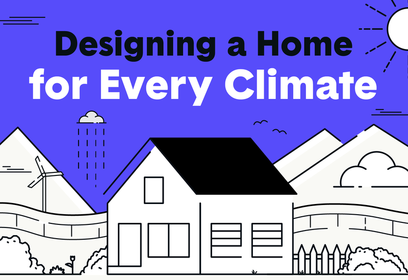 Home Design For Different Climates