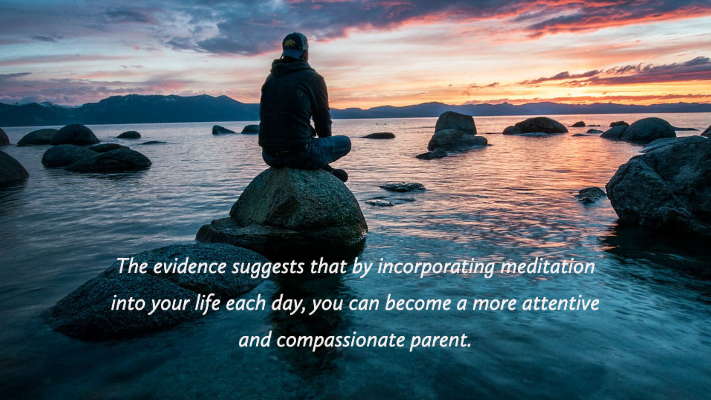 benefits of meditation for parenting